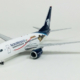 "Boeing 737-700 AeroMexico ""Iron Man 3"" XA-GOL JC Wings model samolotu w skali 1:200"