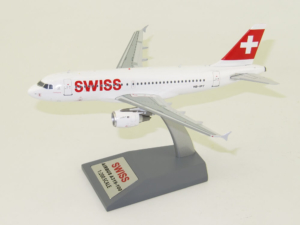 Airbus A319-112 Swiss International Airlines HB-IPT model samolotu w skali 1:200