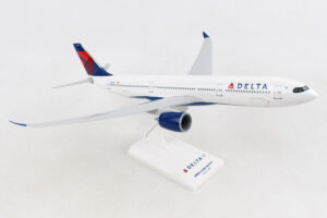 Airbus A330-900neo Delta Airlines N401DZ Sky Marks model samolotu w skali 1:200
