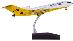 Boeing 727-100 Northeast Airlines N1632 G2NEA828 model samolotu w skali 1:200