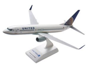 Boeing 737-800 United Airlines N78285 model samolotu w skali 1:130