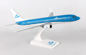 Boeing 737-800 KLM Royal Dutch Airlines model samolotu w skali 1:130