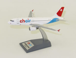 Airbus A319-112 Chair Airlines Germania Flug Swiss HB-JOH model samolotu 1:200