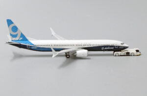 Boeing 737-9 MAX House Colors model samolotu w skali 1:200
