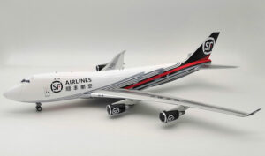 Boeing 747-400 SF Airlines IF744SF1118 w skali 1:200