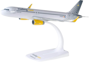 Airbus A320 Vueling Airlines w skali 1:200 Herpa 610889