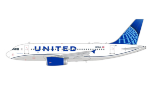 G2UAL891 Airbus A319 United Airlines 1:200