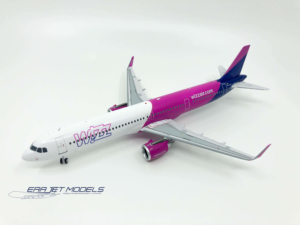 Airbus A321NEO WizzAir HA-LVE IF321NW60420 w skali 1:200