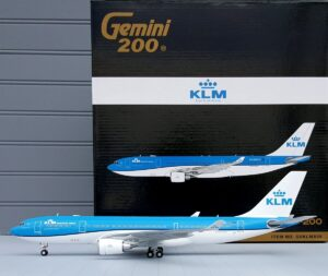 Airbus A330-200 KLM Royal Dutch Airlines w skali 1:200 G2KLM839