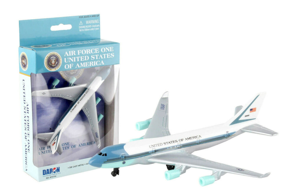 Air Force One United States Daron Toys METAL RT45734