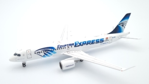 Herpa 570787 Egyptair Express Airbus A220-300