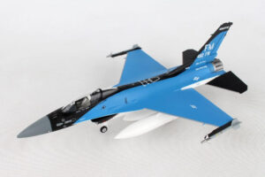 F-16C Block 30 Fighting Falcon USAF model 1:72 Herpa 580250