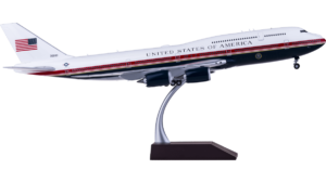 Boeing 747-8i United States of America Air Force (USAF) G2AFO898 w skali 1:200
