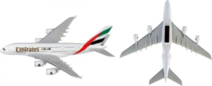 Airbus A380 Emirates Fridge MAGNET