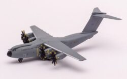 Airbus A400M Atlas Spanish Air Force 311th Squadron model 1:500 Herpa 533348
