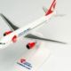 Airbus A320 CSA Czech Airlines w skali 1:200 Herpa 613033