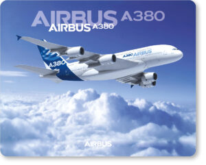 Airbus A380 Mouse Pad MP007