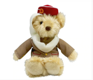 Cabin Crew Bear Emirates