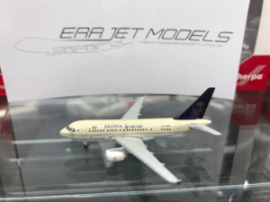 Airbus A318 Saudia Royal Flight model 1:500 Herpa 534727