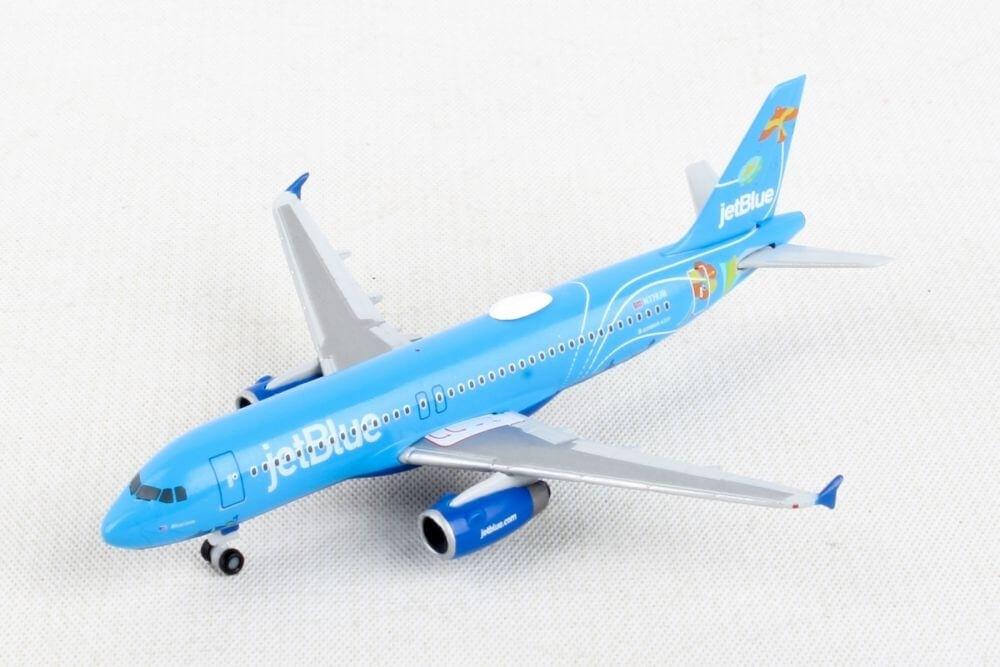 Airbus A320 Jet Blue HER533096 1:500