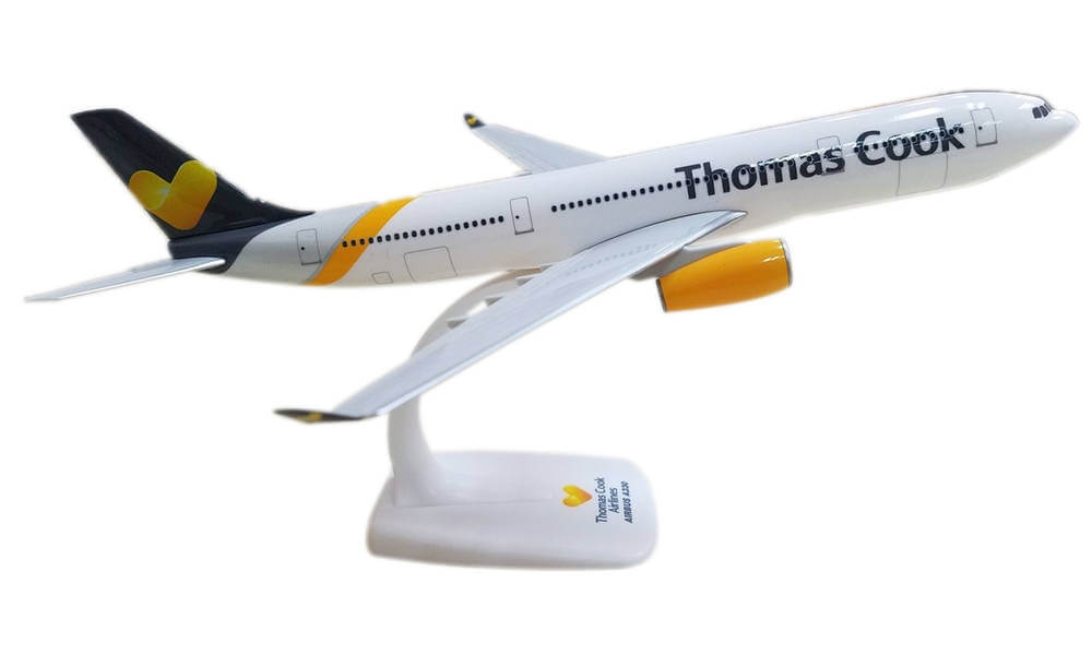 Airbus A330-200 Thomas Cook Scan 1:200 Herpa 612975